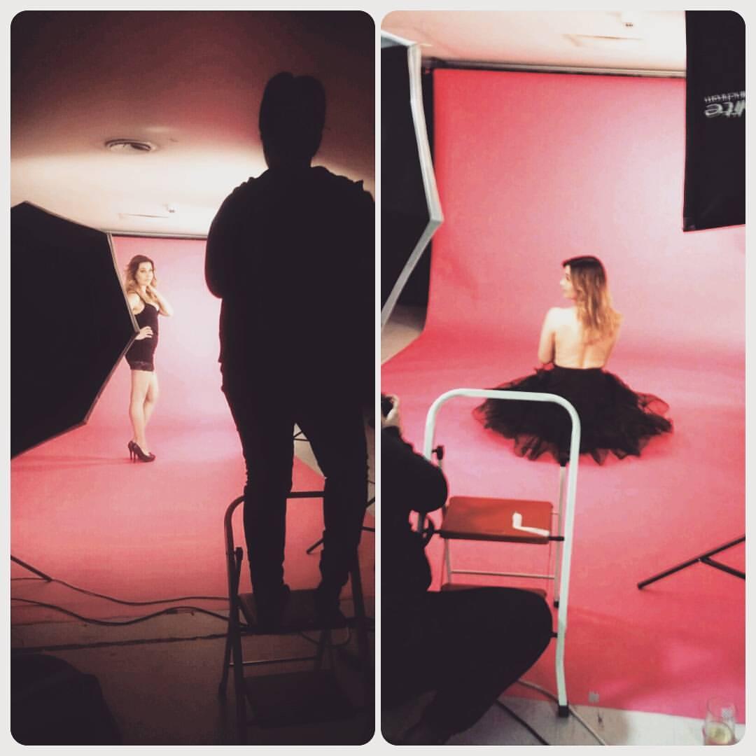 Liisa / Behind The Scenes